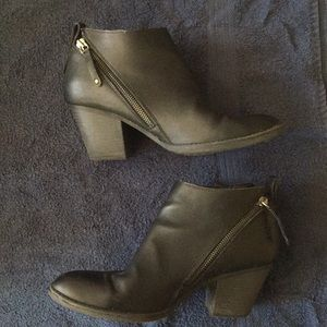 Target Black Ankle Boots 9